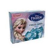 Royal Disney Frozen Chilled Berry Flavored Gelatin