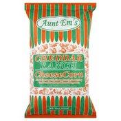 Aunt Ems Cheese Corn, Cheddar Ranch