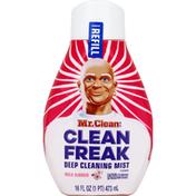 Mr. Clean Cleaner, Deep Cleaning Mist, Wild Flower