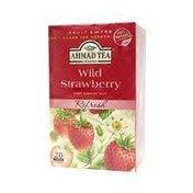 Ahmad Tea Wild Strawberry Tea Bags