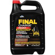 Final Charge Extended Life 50/50 Prediluted Coolant/Antifreeze