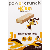 Power Crunch Protein Snack Bar, Peanut Butter Honey