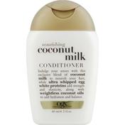 OGX Conditioner, Nourishing, Coconut Milk