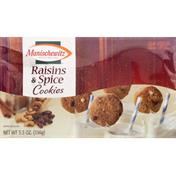 Manischewitz Cookies, Raisins & Spice
