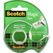 Scotch Tape, Magic, Matte Finish
