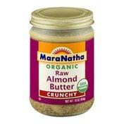 Maranatha Raw Almond Butter Crunchy