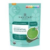 Navitas Organics Superfood Blend, Essential, Organic, Vanilla & Greens