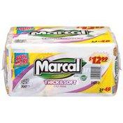 Marcal® Small Steps Thick & Soft 2 Ply Mega Rolls Bathroom Tissue