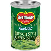 Del Monte Green Beans, French Style