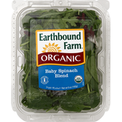 Earthbound Farms Organic Baby Spinach Blend