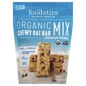 Foodstirs Oat Bar Mix, Chewy, Organic, Chocolate Coconut
