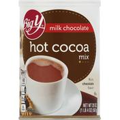 Big Y Hot Cocoa Mix, Milk Chocolate