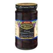 Mezzetta Napa Valley Bistro All Natural Pitted Kalamata Olives