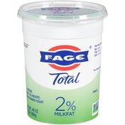 FAGE Total Lowfat Greek Strained Yogurt