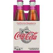 Coca-Cola California Raspberry Soda Soft Drink