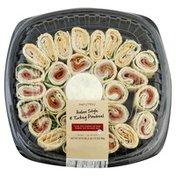 Taylor Farms Party Tray, Italian Style & Turkey Pinwheel