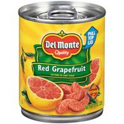 Del Monte Red in Light Syrup Grapefruit