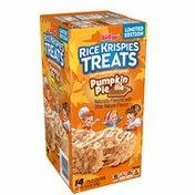 Kellogg's Rice Krispies Treats Crispy Marshmallow Squares, Limited Edition
