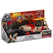 Mattel Jeep Wrangler, Rescue Net, Jurassic Park