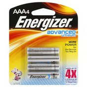 Energizer Batteries, Lithium, AAA