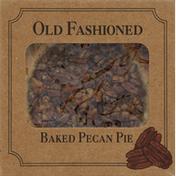 Table Talk Pecan Pie, Baked