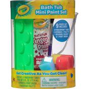 Crayola Paint Set, Mini, Bath Tub