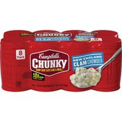 Campbell's® Chunky® New England Clam Chowder