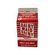 Dairy Maid Dairy Half And Half