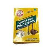 Arm & Hammer Swivel Bin Waste Bags