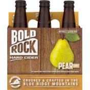 Bold Rock Bold Rock Hard Cider Pear
