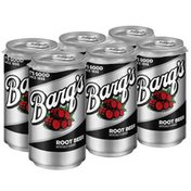 Barq's Root Beer Soda Soft Drink