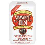 Shawnee Best Self Rising Bleached/Enriched/Pre-Sifted Flour