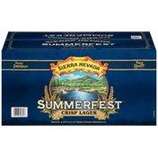 Summerfest Seasonal Crisp Sierra Nevada Summerfest Seasonal Crisp Lager