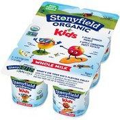 Stonyfield Organic Organic Kids Whole Milk Yogurt Variety Pack