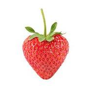 Organic Stem Strawberries