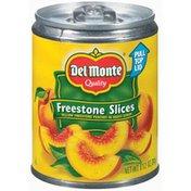Del Monte Sliced Freestone in Heavy Syrup Peaches