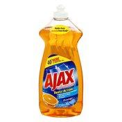 Ajax Triple Action Orange Dish Liquid