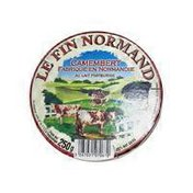 Le Fin Normand Camembert Whole Cheese