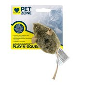 Pet Zone Mousehunter Play-N-Squeak