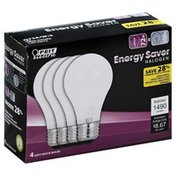 Feit Electric Light Bulbs, Halogen, Soft White, 72 Watts