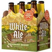 Breckenridge Brewery White Ale