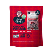 LesserEvil Organic Popcorn, Sweetheart Pop Himalayan Sweet