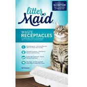 LitterMaid Third Edition Waste Receptacles Litter Box