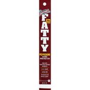 Sweetwood Smokehouse Smoked Meat Stick, Seasoned, Pepperoni, Fatty