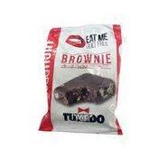 Eat Me Guilt Free Tuxedo Brownie
