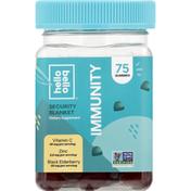 Hello Bello Immunity, Gummies, Elderberry
