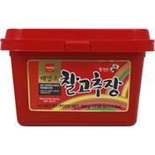 Wang Korea Pepper Paste, Hot, Ferment