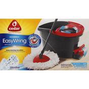 O Cedar Spin Mop & Bucket System, Microfiber