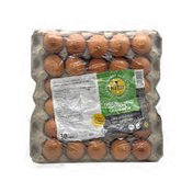 Nutri Group Free Run Large Brown Eggs