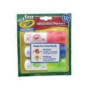 Crayola Washable Markers for 12+ Months